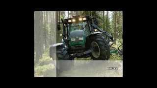 Największe traktory 2014