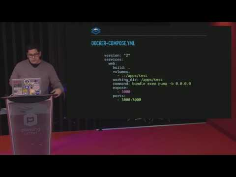 Create a Development Environment with Docker Compose by Mark Ranallo