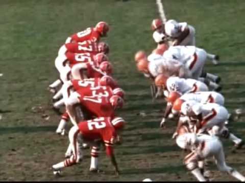 1971 Falcons at Browns Game 7