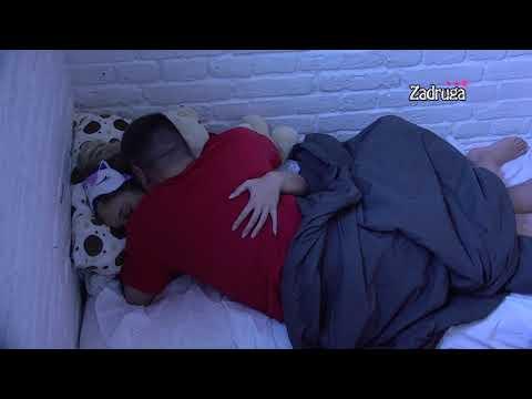 Zadruga 3 - Luna i Marko razmenjuju nežnosti u izolaciji - 03.03.2020.