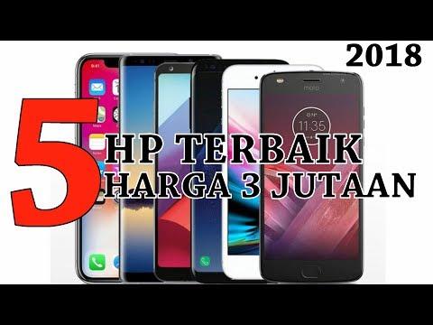 5 HP terbaik harga 3 jutaan 2018