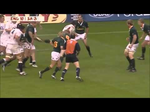 England Rugby Top 10 Tries (Professional Era)