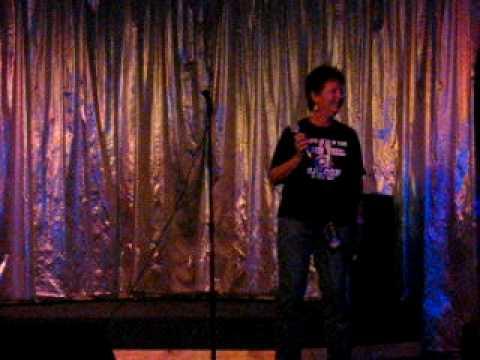 KARAOKE - CINDY - SINGING -DUMAS WALKER    3 -12 - 09