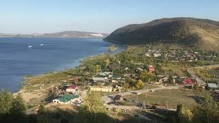 Осень в Ширяево - лучшем месте Самарскои Луки