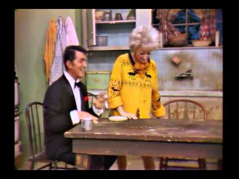 Phyllis Diller & Dean Martin  Dino Visits Phyllis