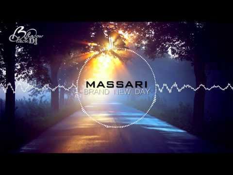 Massari - Brand New Day Remix By Dj Black Shadow (Audio Visualizer)