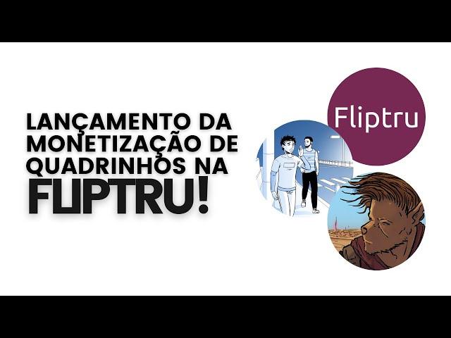 Lançamento das moedas Fliptru