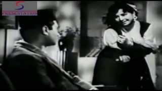 Humse Bhi Kar Lo Kabhi Kabhi - Geeta Dutt - MILAP - Dev Anand, Geeta Bali