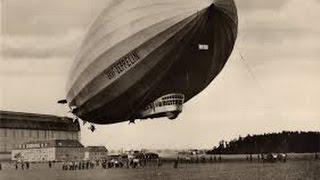 挑戰新聞軍事精華版--二戰德國齊柏林飛船