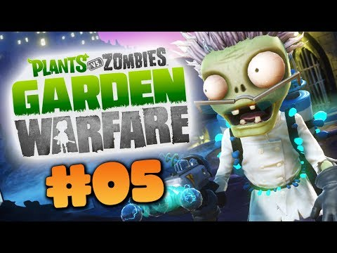 Plants vs. Zombies: Garden Warfare (PC) - 05: Physicist WIN ► Let's Play!
