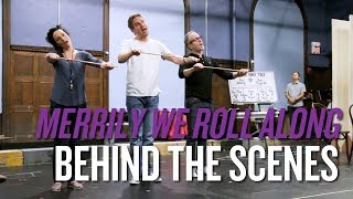 """Merrily We Roll Along"" 