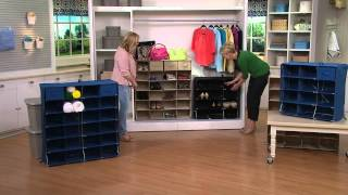 Pop It Collapsible 24 Qube Organization Storage System With Pat James-dementri