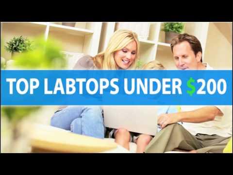 Best Laptops for under $200 (2017)