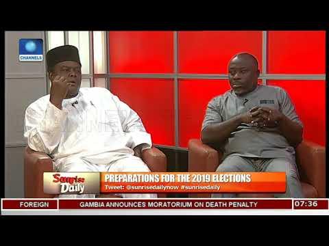 Politicians Disagree Over Electoral Act Amendment Pt.1 |Sunrise Daily|