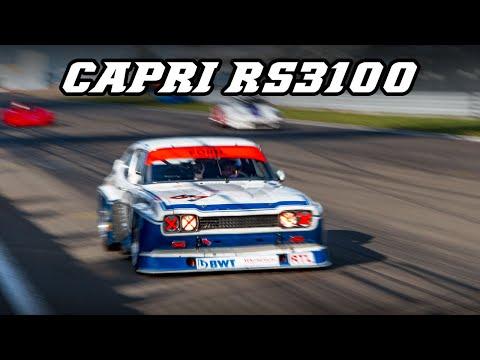 ONBOARD - Ford Capri RS3100 vs BMW M1 Procar & Porsche 935 K3 (DRM Nürburgring 2019)