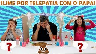 SLIME POR TELEPATIA ENTRE PAI E FILHOS