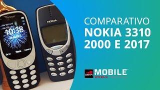 Evolução: o que mudou do Nokia 3310 original para o lançado na MWC?