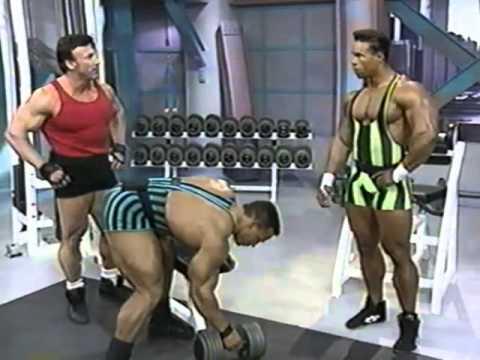 Flex Magazine Bodybuilding Video Series: Vol. 7: Monster Back