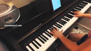 One Direction - Steal My Girl (Piano cover + Sheets)