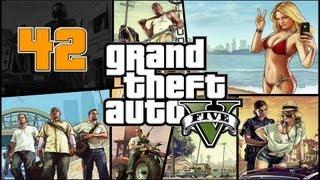 Прохождение Grand Theft Auto V (GTA 5) — Часть 42: Свободное падение / Bugatti Veyron (Adder)