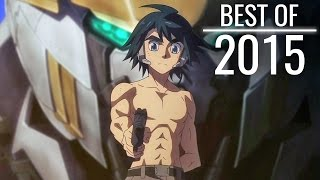 Mobile Suit Gundam: Iron-Blooded Orphans | Best of 2015