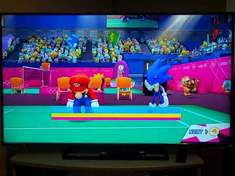 Mario & Sonic at the London 2012 Olympic Games (Wii) Part 2: All Events (2/3)