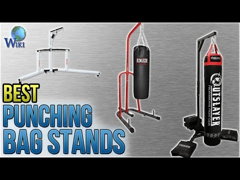 8 Best Punching Bag Stands 2018