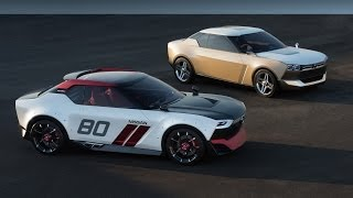Nissan IDx Freeflow Concept 2014 Videos