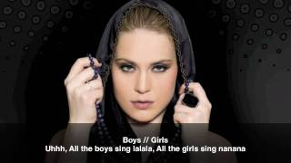 Anna David BOW (for the bad girls) - Pictures and Lyrics