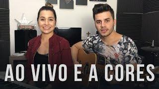 Baixar Ao Vivo e a Cores - Matheus e Kauan part. Anitta (Cover Mariana e Mateus)