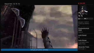 Batman returns arkham city final