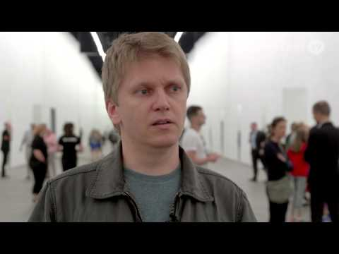 Interview with Roman Ondák at 14 Rooms