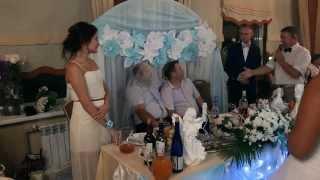 Трейлер  Свадьба Денис и Екатерина 08 08 2014