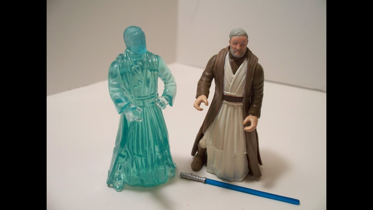 Star Wars Galactic Heroes Ghost Spirit Jedi Old Obi Wan