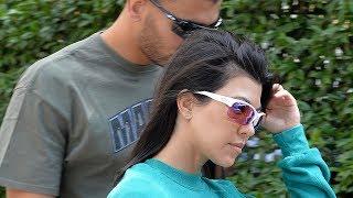 Kourtney Kardashian SECRETLY HOOKING Up With Younes Bendjima!