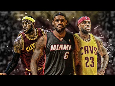 LeBron James Mix WTF (Where They From) By Missy Elliott ft. Pharrell Williams