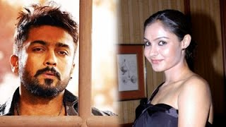 Cover images Surya and Andrea sung in Yuvan's music