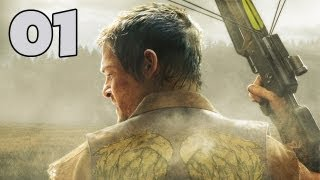 Let's Play The Walking Dead Survival Instinct - 01 German Deutsch Gameplay