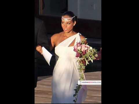 Alicia Keys Swizz Beatz Secret Wedding Photos