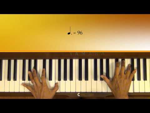 Nuvole Bianche Ludovico Einaudi Piano Tutorial SLOW