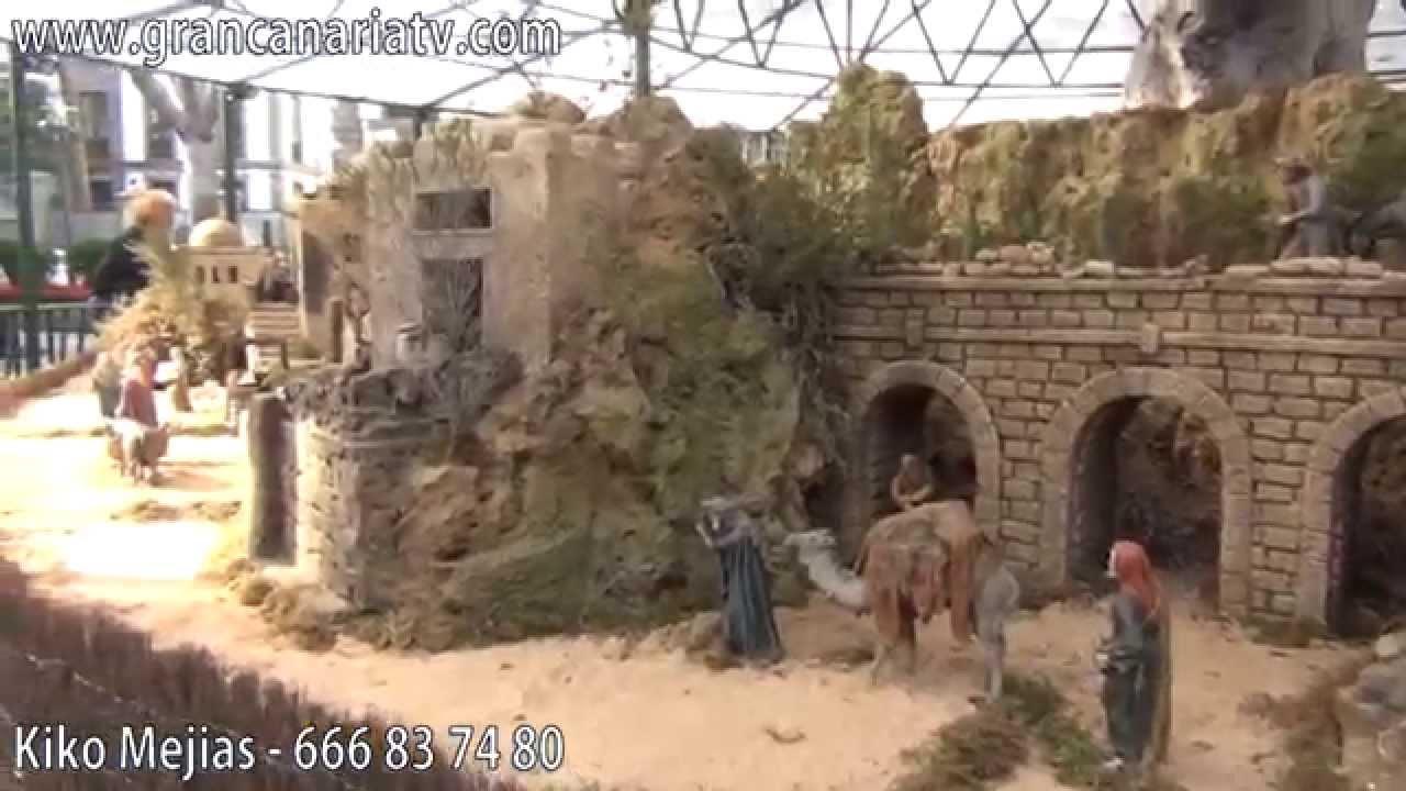 Ruta de belenes por gran canaria 2014 youtube - Gran canaria tv com ...