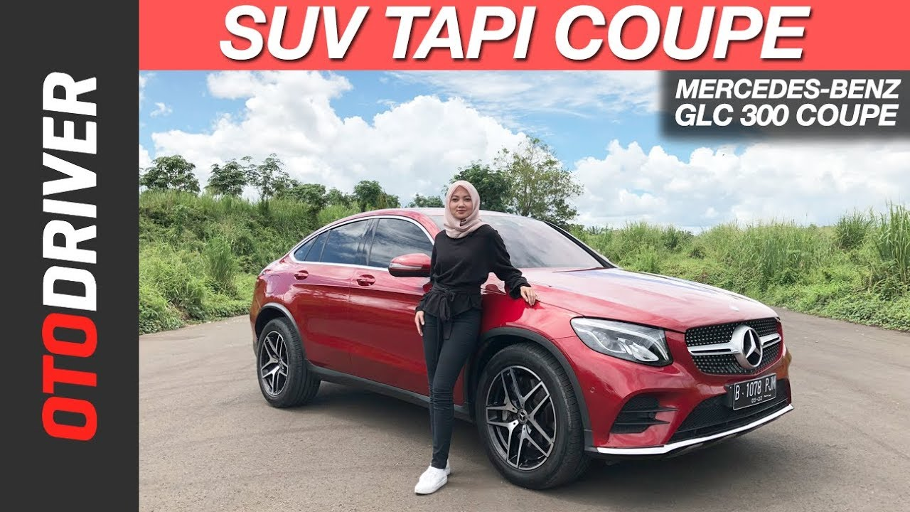Mercedes-Benz GLC 300 Coupe 2018 Review Indonesia | OtoDriver