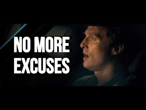 NO MORE EXCUSES – Motivational Video