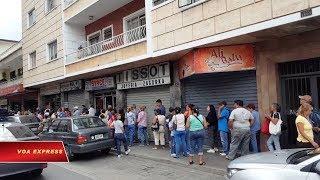 Cuộc khủng hoảng tại Venezuela (VOA)