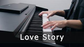 Taylor Swift - Love Story (Piano Cover by Riyandi Kusuma)