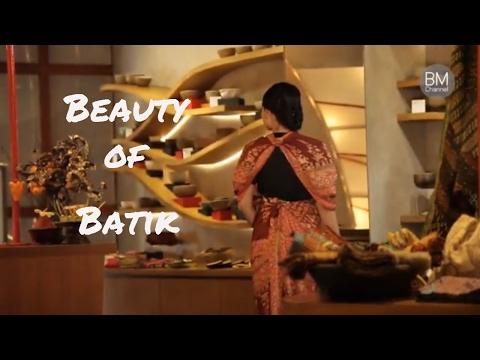 Bali Be Stylish : Beauty of Batik ( Museum Kain )