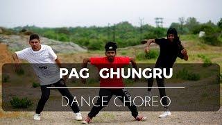 Pag Ghungru || Dance Choreography | Punit Choreography