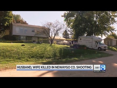 Family: Husband, wife killed in Newaygo County shooting