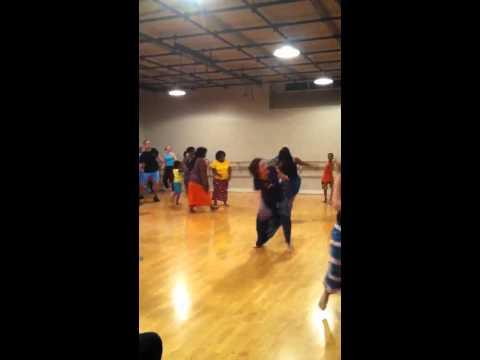 Dance class in Oakland