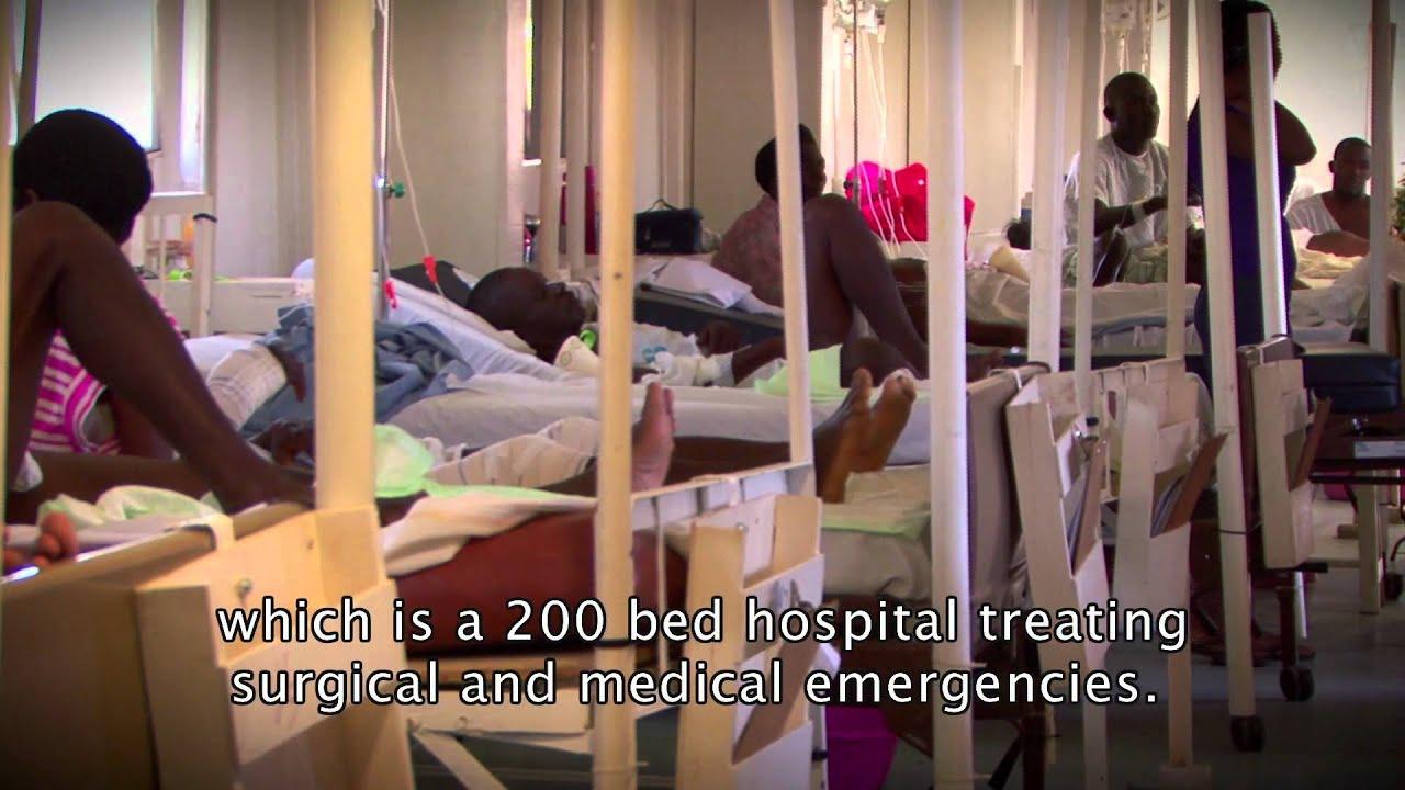 Haiti: MSF Increases Hospital Capacity in Earthquake